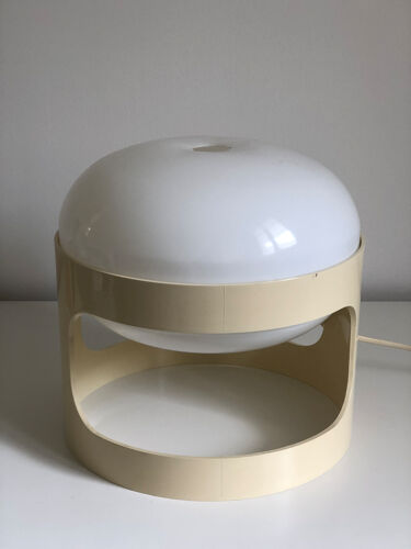 Table lamp KD27 by Joe Colombo Kartell edition, 1970