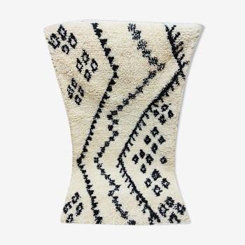 Tapis berbere marocain 156 x 88cm