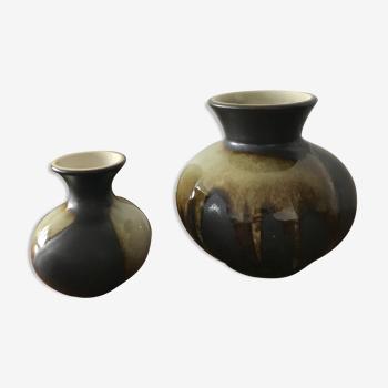 Paire de vases Ditmar Urbach