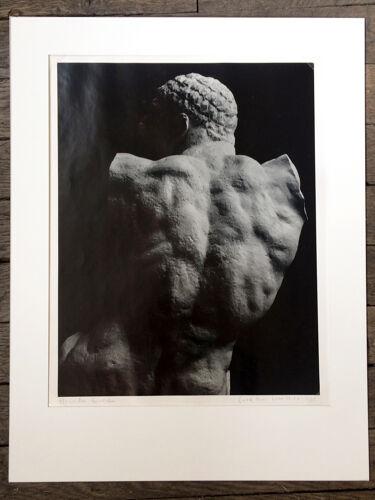 Photographie originale de Carol-Marc Lavrillier