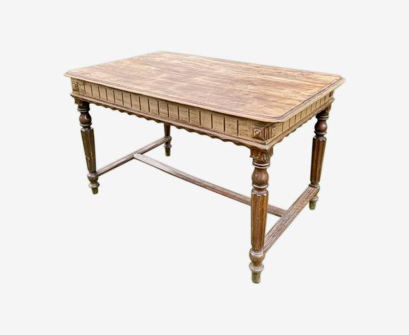 Table de ferme ou drapier 120cm
