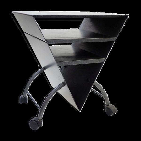 Selency Chevet triangulaire en métal