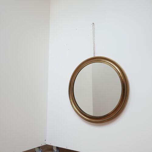 Sergio Mazza 'Narciso' mirrror for Artemide 62cm