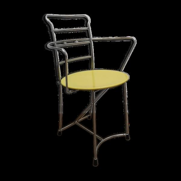 Fauteuil années 1973 design italien Antonio Citterio