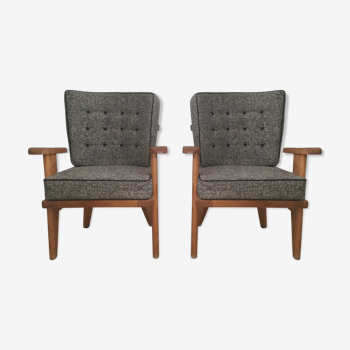 Guillerme and Chambron chairs