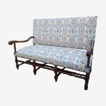 Louis xiii sofa