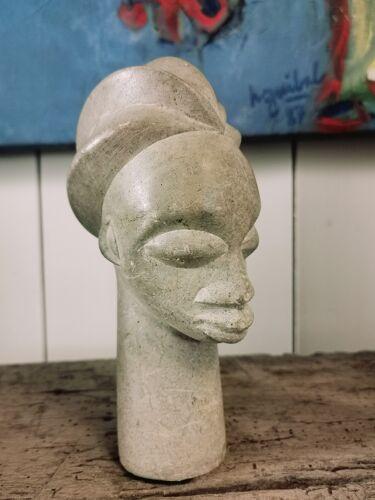 Tête africaine