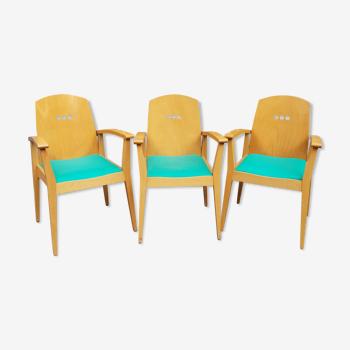 Chaise design Argos pour Baumann