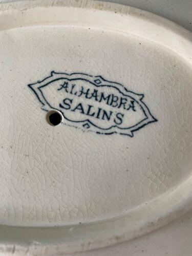 Saucière XIXème Alhambra Salins Terre de Fer