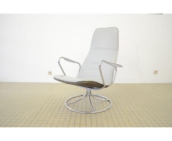 vintage Ikea 'Exen' lounge chair 1989
