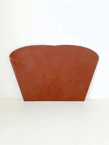 Miroir biseauté asymétrique 42x27cm