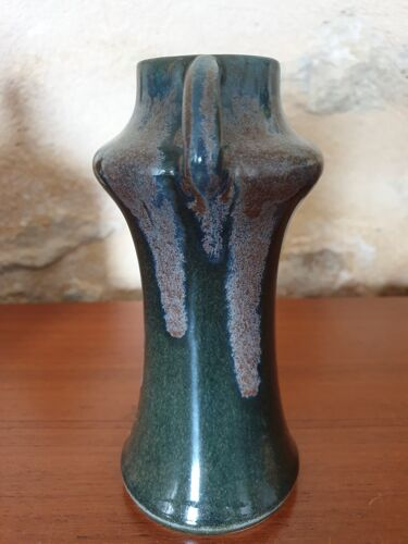 Vase en grès vernissé