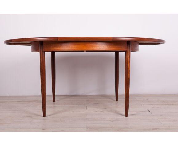 Table extensible de G-Plan, années 1960