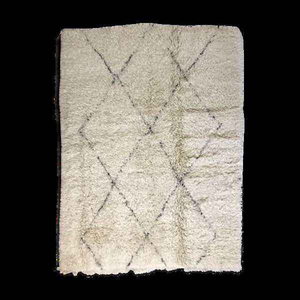 Tapis berbère Marmoucha 226 x 170 cm