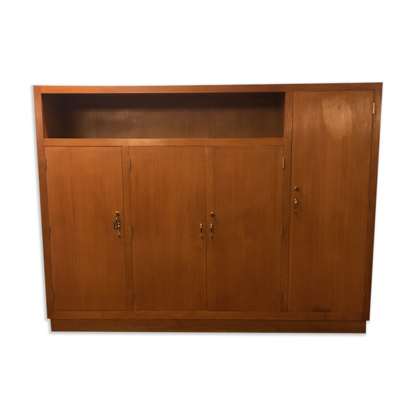 Selency Ancien meuble d'administration années 50