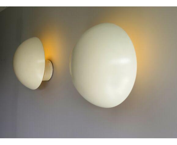 Ensemble de 2 lampes murales danoises