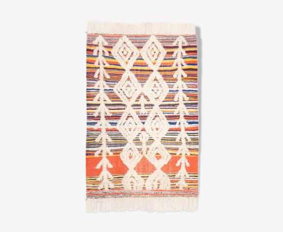 Tapis kilim berbère 159 x 110 cm