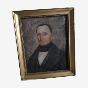 Portrait man nineteenth