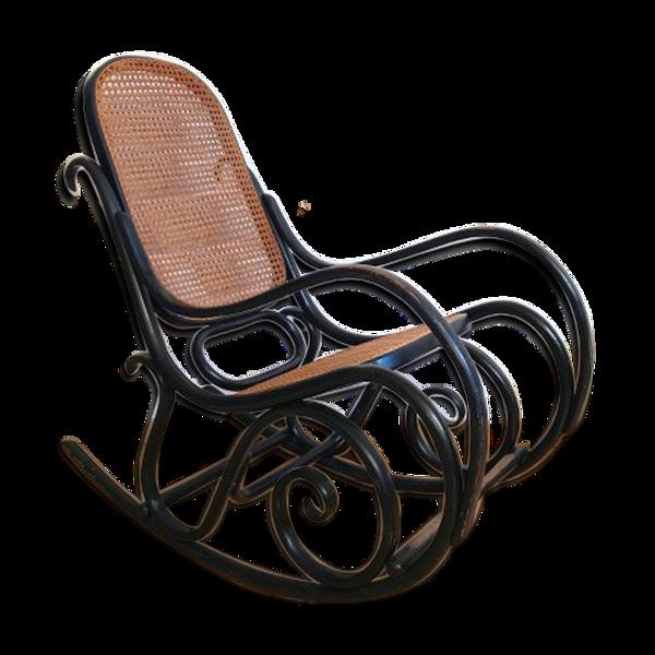 Rocking-chair Thonet n°10