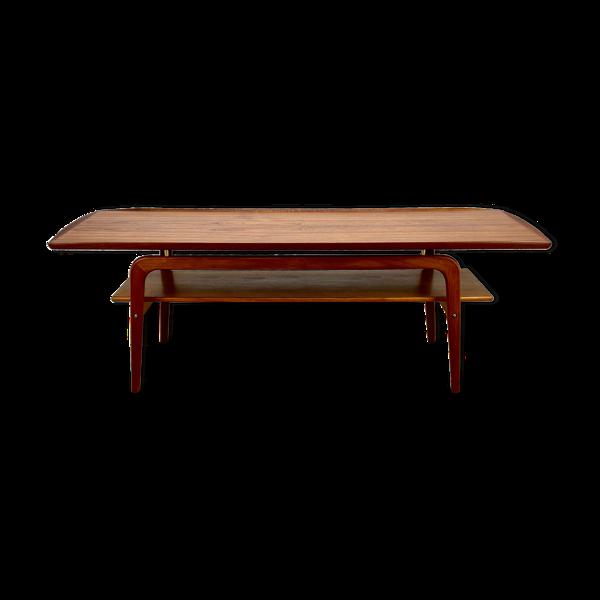 Table en teck par Arne Hovmand Olsen