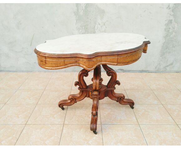 Table violon époque Napoléon III