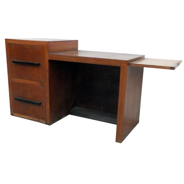 Art Deco Writing Desk 30s Selency, Art Deco Corner Writing Desk