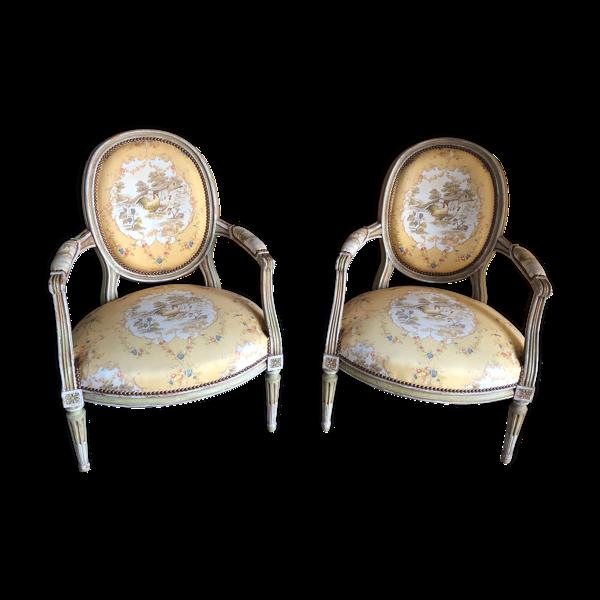 Selency Cabriolets style Louis XVI