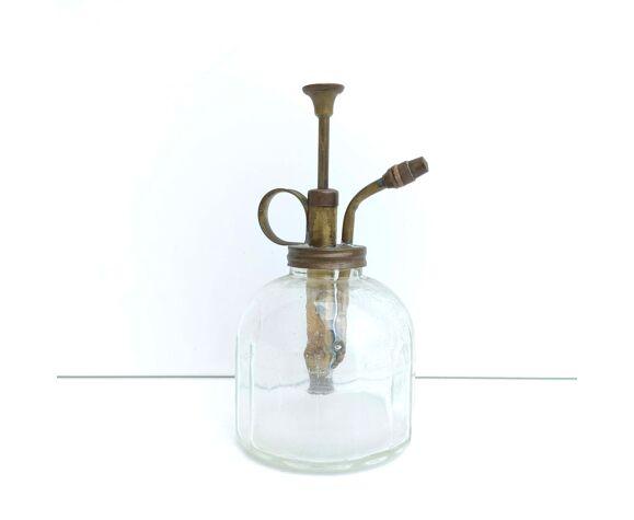 Vaporisateur cuivre et verre