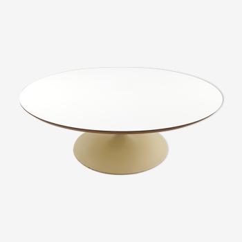 Table basse Circle de Pierre Paulin pour Artifort, années 1960