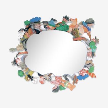 Mirror Antonio Segui 65x76cm