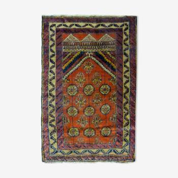 Tapis irannien Torkaman 89x135 cm