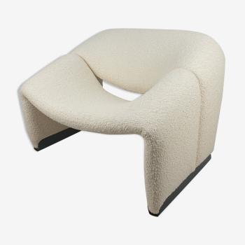 Fauteuil F598 Groovy Chair par Pierre Paulin pour Artifort, années 1980