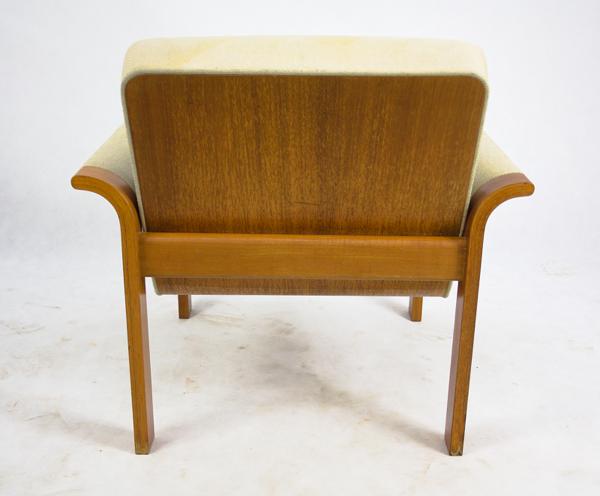 Fauteuil design Thygesen et Sørensen par Magnus Olsen, 1950/60, Danemark