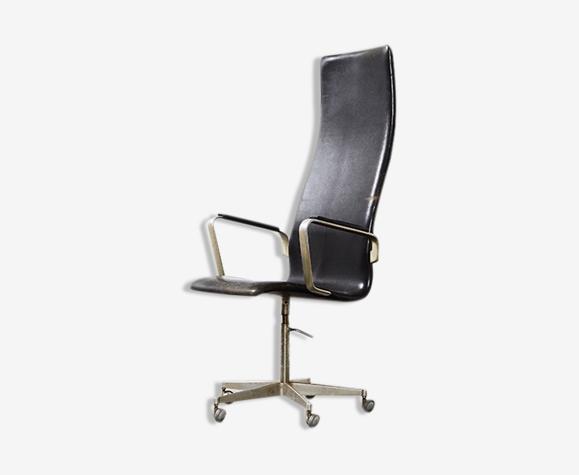 Fauteuil modèle Oxford d'Arne Jacobsen pour Fritz Hansen 1965