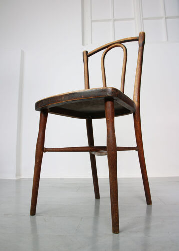 Chaise de Johann Kohn and Co années 1930