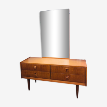 Commode coiffeuse scandinave