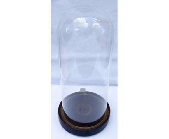Globe rond en verre