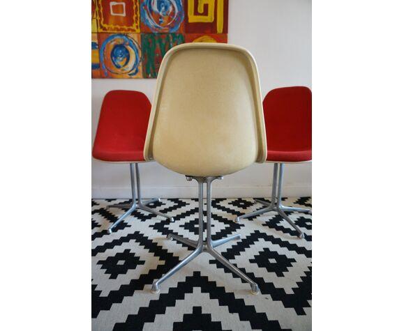 Chaises La Fonda de Charles Eames vintage 60