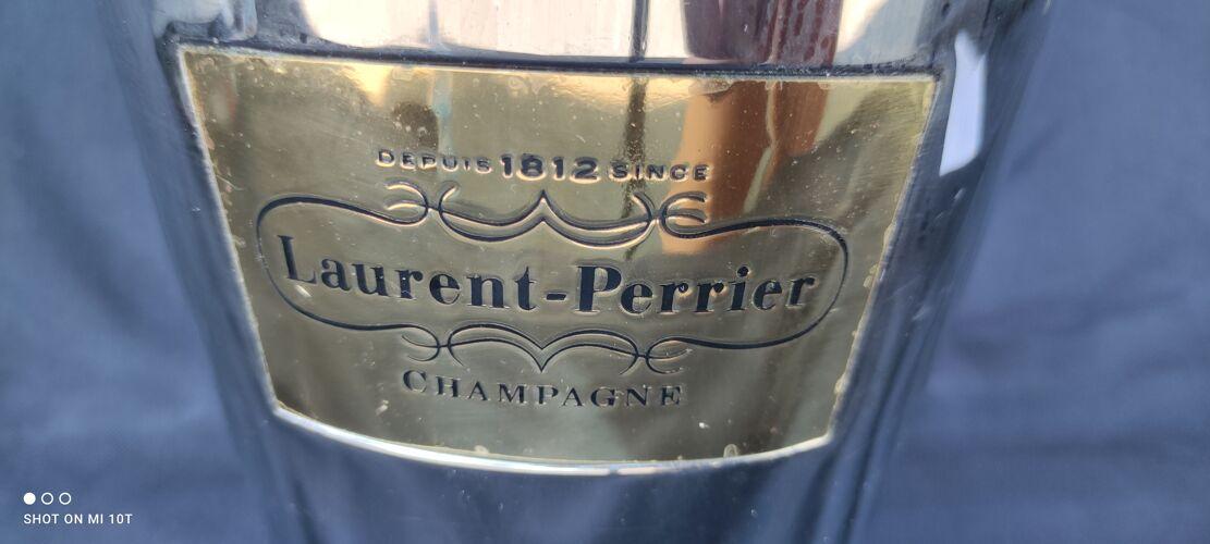 Seau a champagne vintage Laurent Perrier