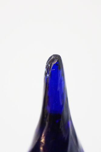 Carafe Italienne empoli bleu cobalt