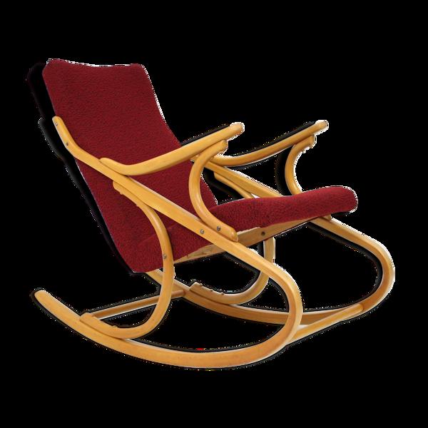 Rocking chair midcentury, 1958