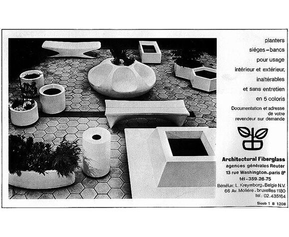 White Carousel d'Elsie Crawford ed. Sintoform, 1969