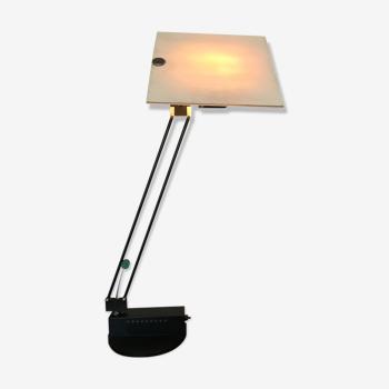 Lampe de bureau W.O de Sacha Ketoff 1985