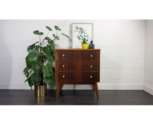 Commode Morris of Glasgow années 1950