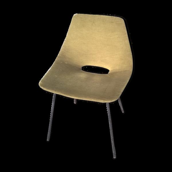 Chaise Pierre Guariche tonneau