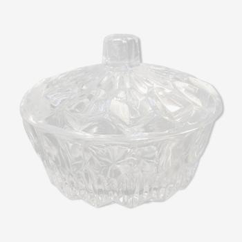 Chissed glass box