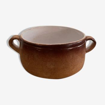 Plat en ceramique de Vallauris vintage
