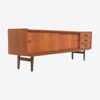 Buffet vintage / lowboard / low sideboard des années 60