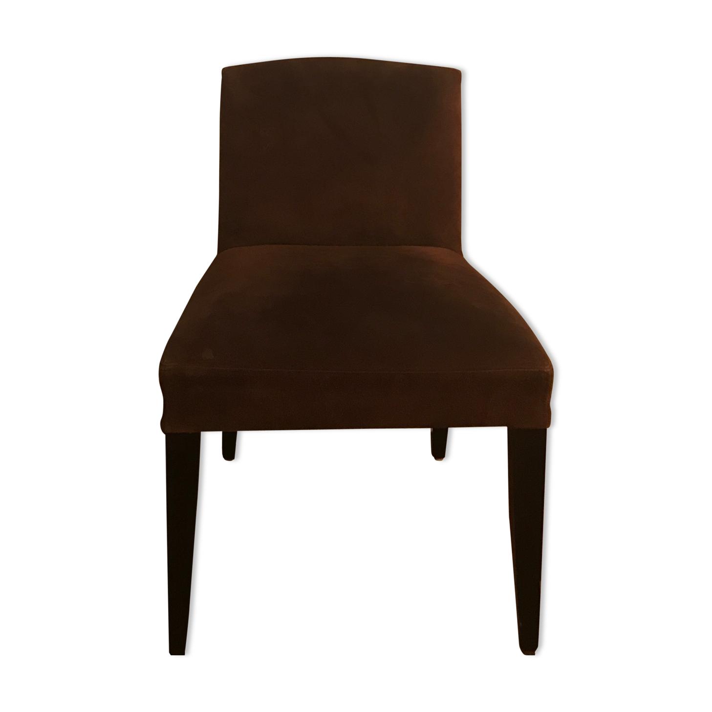 6 Chaises du designer Henry Beck pour la marque Modenature