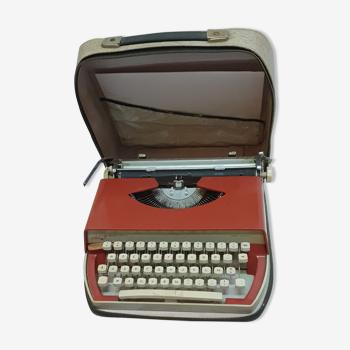 Machine à écrire portable de 1960